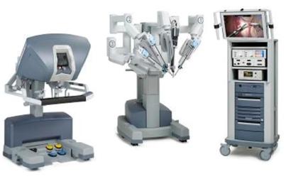达芬奇机器人手术