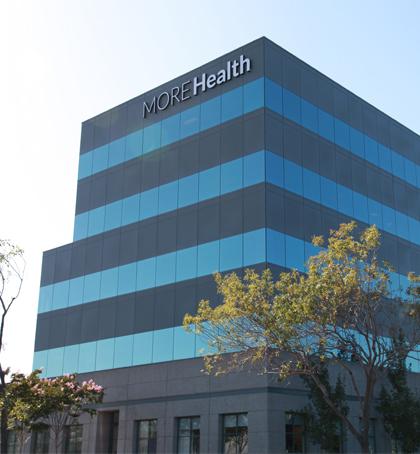 MORE Health爱医传递总部