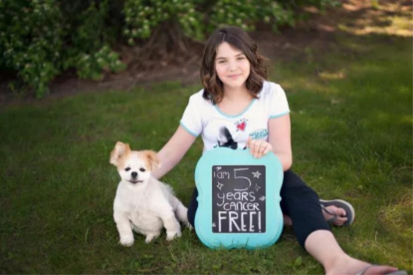 CAR-T 治愈的急性淋巴细胞白血病小女孩Emily Whitehead