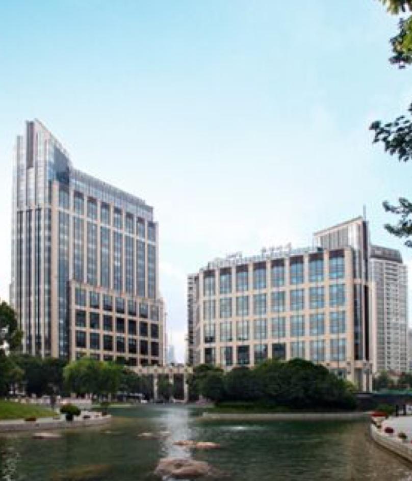 上海办公室
